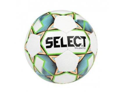 Fotbalový míč Select FB Talento bílo zelená