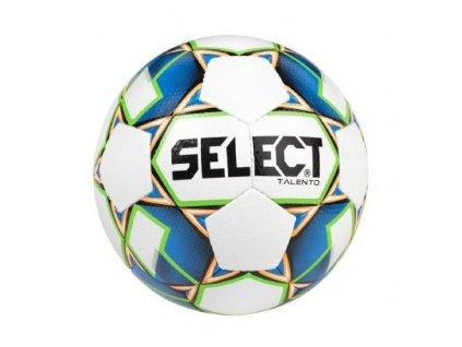 Select Fotbalový míč FB Talento bílo modrá