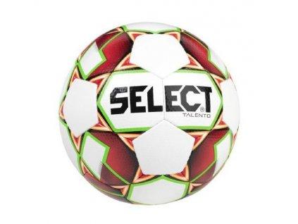 Fotbalový míč Select FB Talento bílo červená