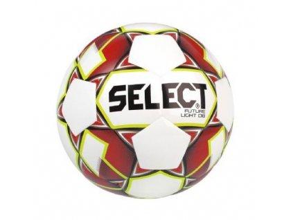 Fotbalový míč Select FB Future Light DB bílo červená