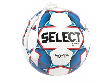 Select Treninkový míč FB Colpo Di Testa bílo modrá