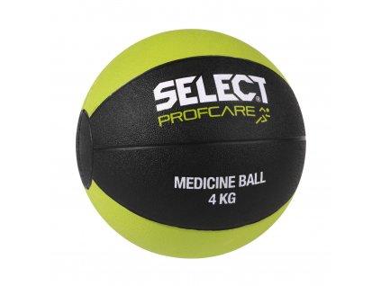 Select Medicine ball 4kg černo zelená