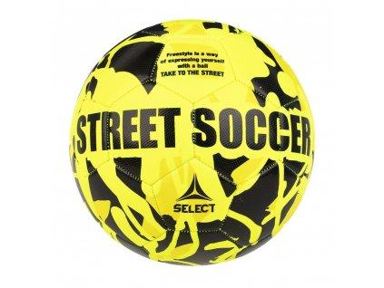 Fotbalový míč Select FB Street Soccer žlutá