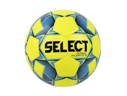 Futsalový míč Select FB Futsal Talento 13 žluto modrá