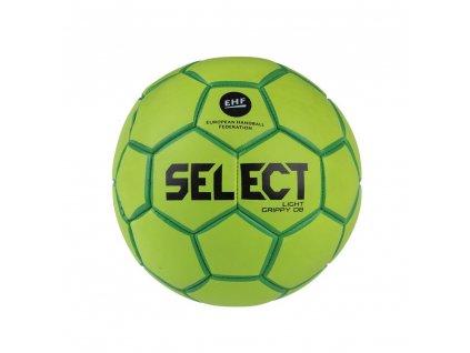 Házenkářský míč Select HB Light Grippy DB zelená
