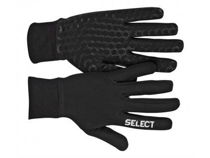 Select Player gloves III černá