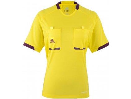 adidas žlutý