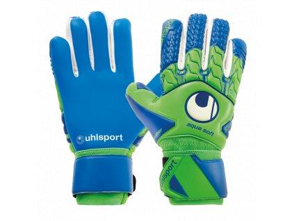 Brankářské rukavice Uhlsport Aquasoft HN Windbreaker