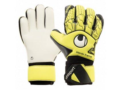 Brankářské rukavice Uhlsport Supersoft Bionik