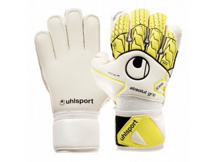 Brankářské rukavice Uhlsport Absolutgrip Bionik+