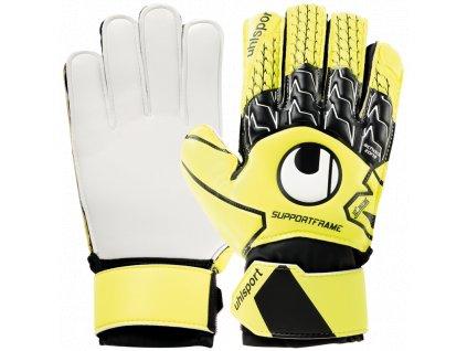 Dětské brankářské rukavice Uhlsport Soft SF