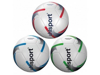 10x Fotbalový míč Uhlsport Soccer Pro Synergy
