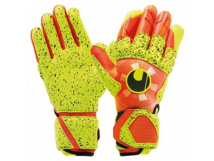 Brankářské rukavice Uhlsport Dynamic Impulse Supergrip Reflex