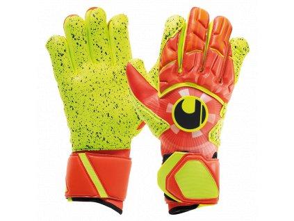 Brankářské rukavice Uhlsport Dynamic Impulse Supergrip HN