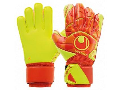 Brankářské rukavice Uhlsport Dynamic Impulse Supersoft
