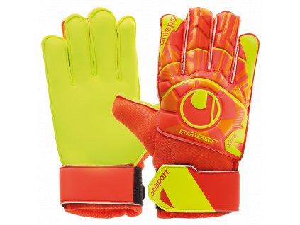 Brankářské rukavice Uhlsport Dynamic Impulse Starter Soft