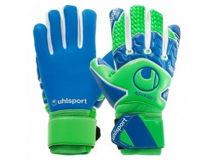 Brankářské rukavice Uhlsport Aquasoft HN