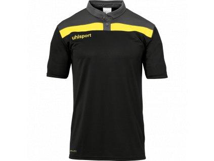 Uhlsport Offense 23 černá/šedá/žlutá UK Junior XL Dětské