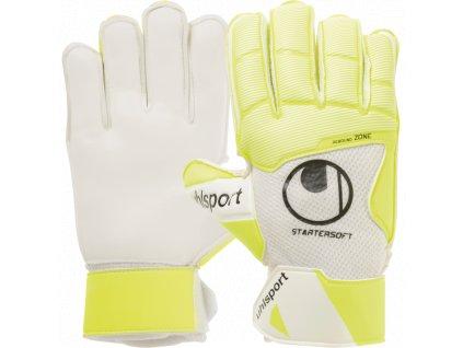 Brankářské rukavice Uhlsport Pure Alliance Starter Soft