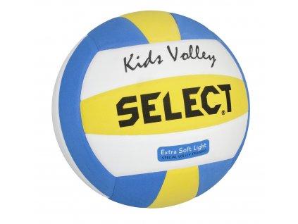 Select Volejbalový míč VB Kids bílo modrá