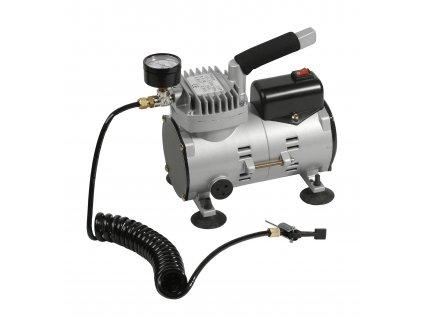 Select Kompresor Air compressor Mini stříbrná