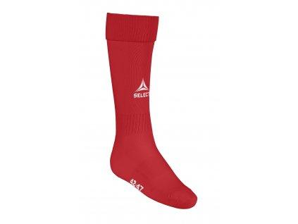 Fotbalové ponožky Select Football socks Elite červená