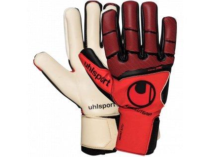 Uhlsport Pure Force Absolutgrip HN červená/černá/bílá Uk 9,5 Pánské