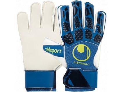 Brankářské rukavice Uhlsport HYPERACT Starter Soft