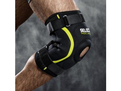 Select Bandáž kolene Knee support w/splints 6204 černá