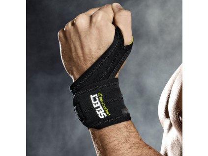 Select Bandáž na zápěstí Wrist support 6702 černá