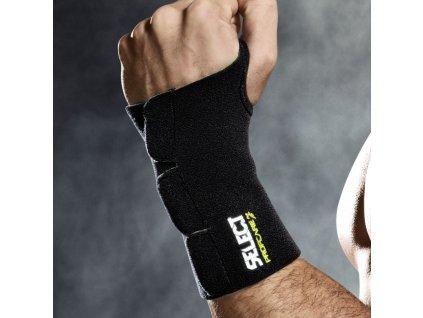 Select Bandáž na zápěstí Wrist support left w/splint 6701 černá