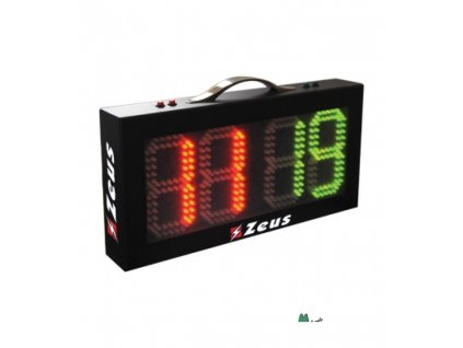 Tabule na střídání fotbalová elektronická Zeus