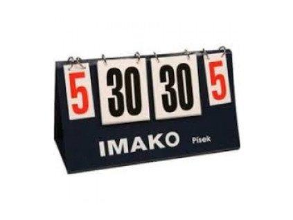 Ukazatel skóre IMAKO
