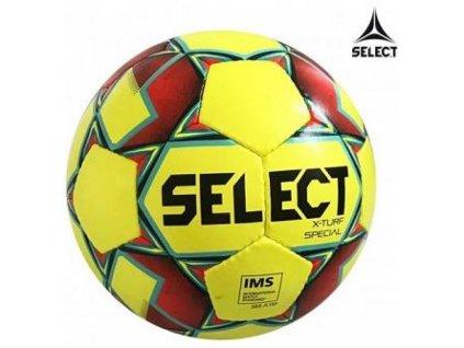 Fotbalový míč Select X-Turf Special žluto červená