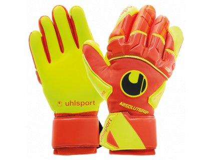 Brankářské rukavice Uhlsport Dynamic Impulse Absolutgrip HN