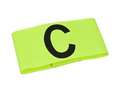 Kapitánská páska Select Captains band žlutá
