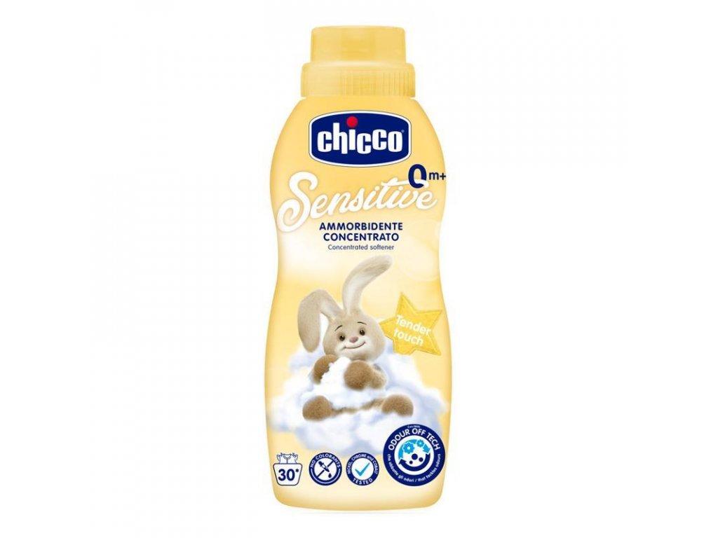 CHICCO Aviváž Chicco koncentrovaná Jemný dotek, 750 ml