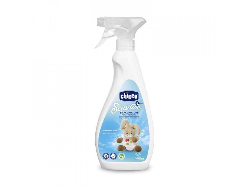 CHICCO Odstraňovač skvrn Sensitive, 500 ml