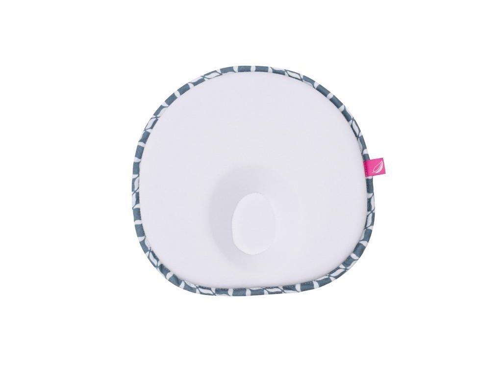 MOTHERHOOD Polštářek ergonomický stabilizační pro novorozence Classics 0-6m Blue