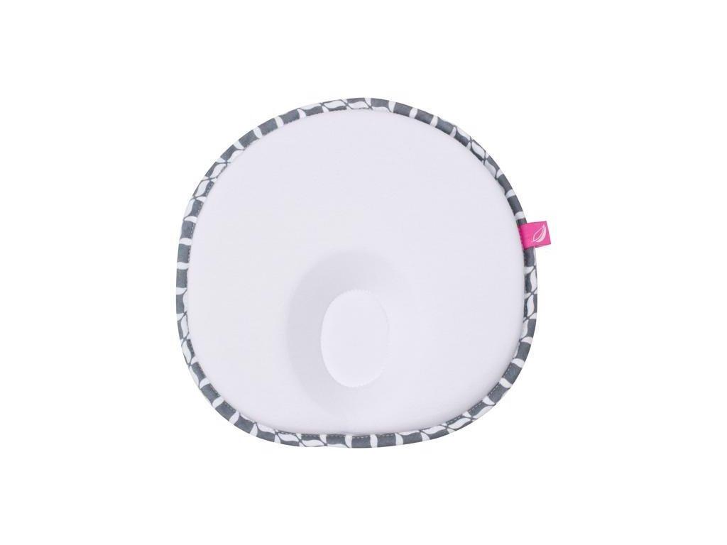 MOTHERHOOD Polštářek ergonomický stabilizační pro novorozence Classics 0-6m Grey