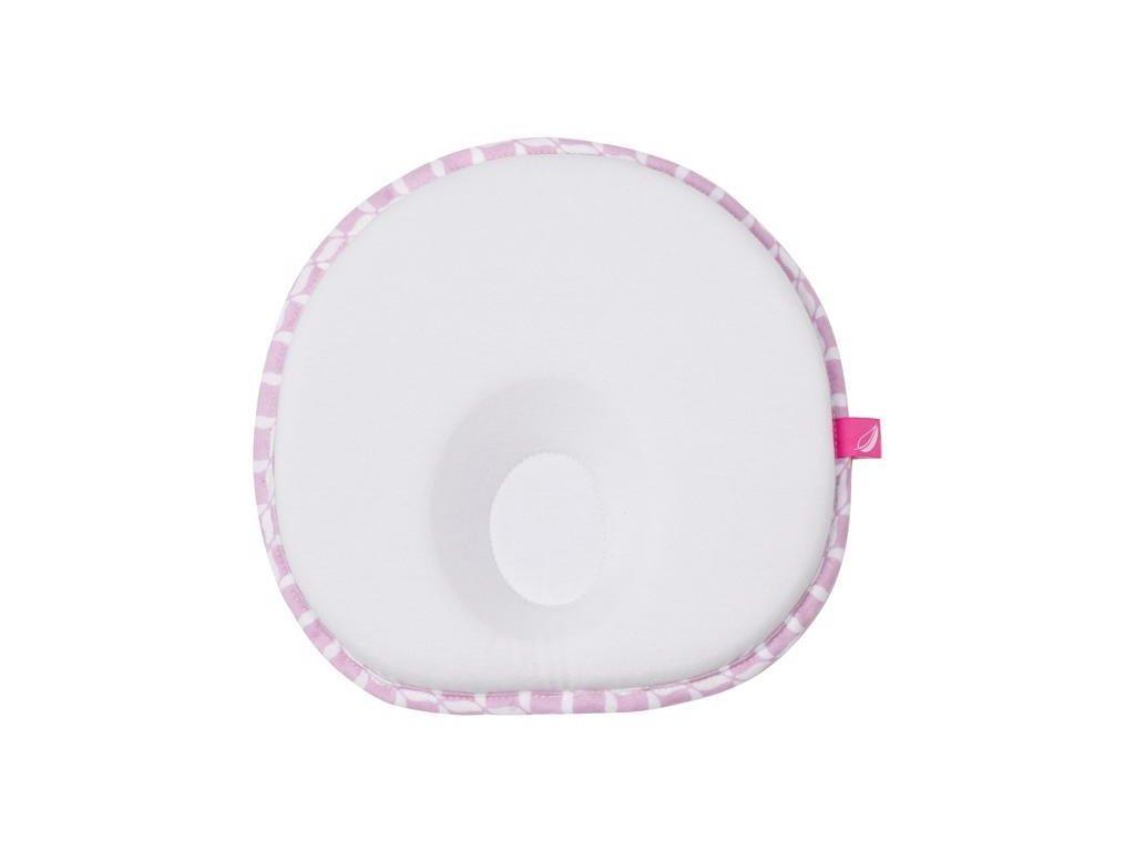 MOTHERHOOD Polštářek ergonomický stabilizační pro novorozence Classics 0-6m Pink
