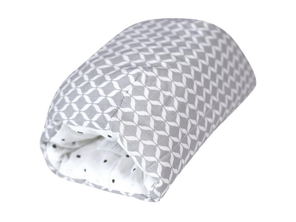 MOTHERHOOD Polštářek kojicí rukávník Classics Grey