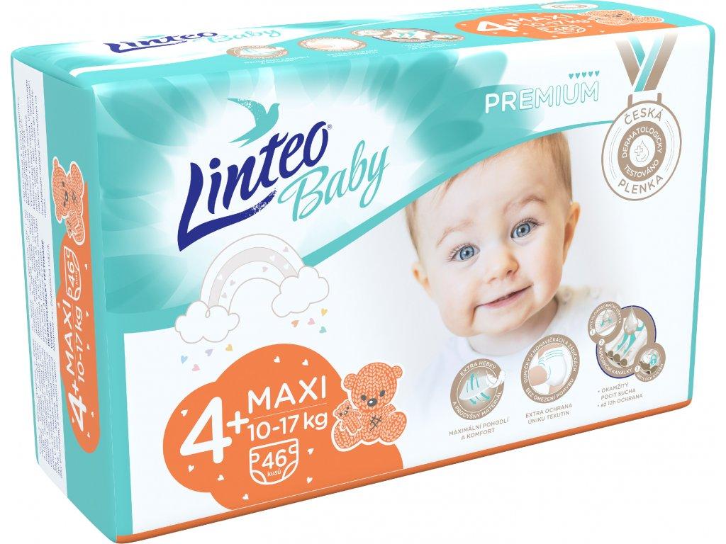 7023 Linteo Baby Pleny 4+ MAXI perspective