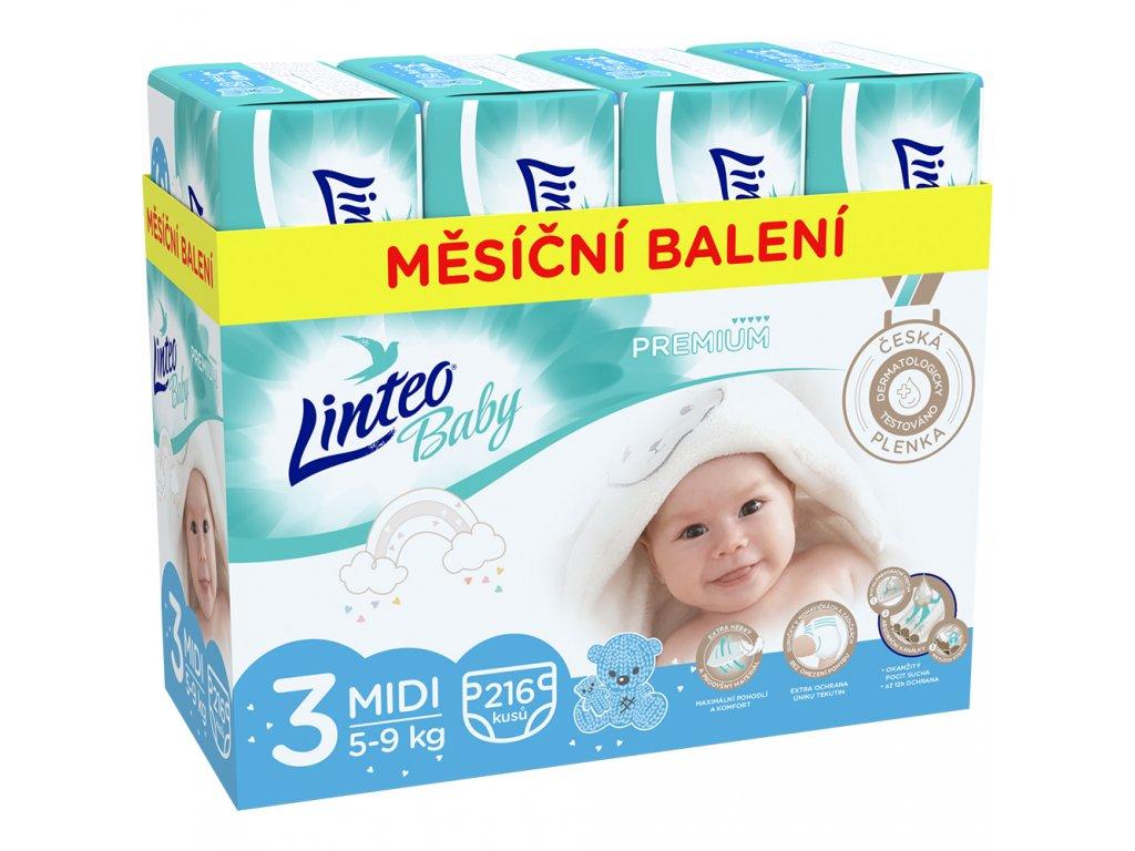 7021 Linteo Baby Pleny 3 MIDI BOX perspective