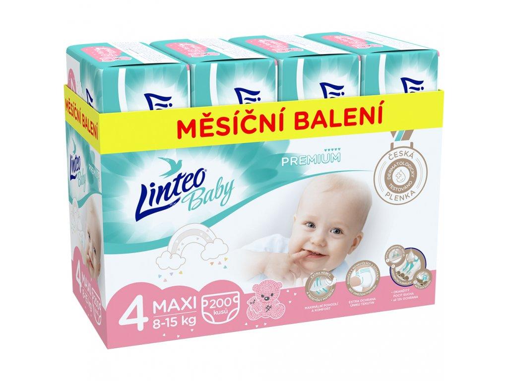 7022 Linteo Baby Pleny 4 MAXI BOX perspective