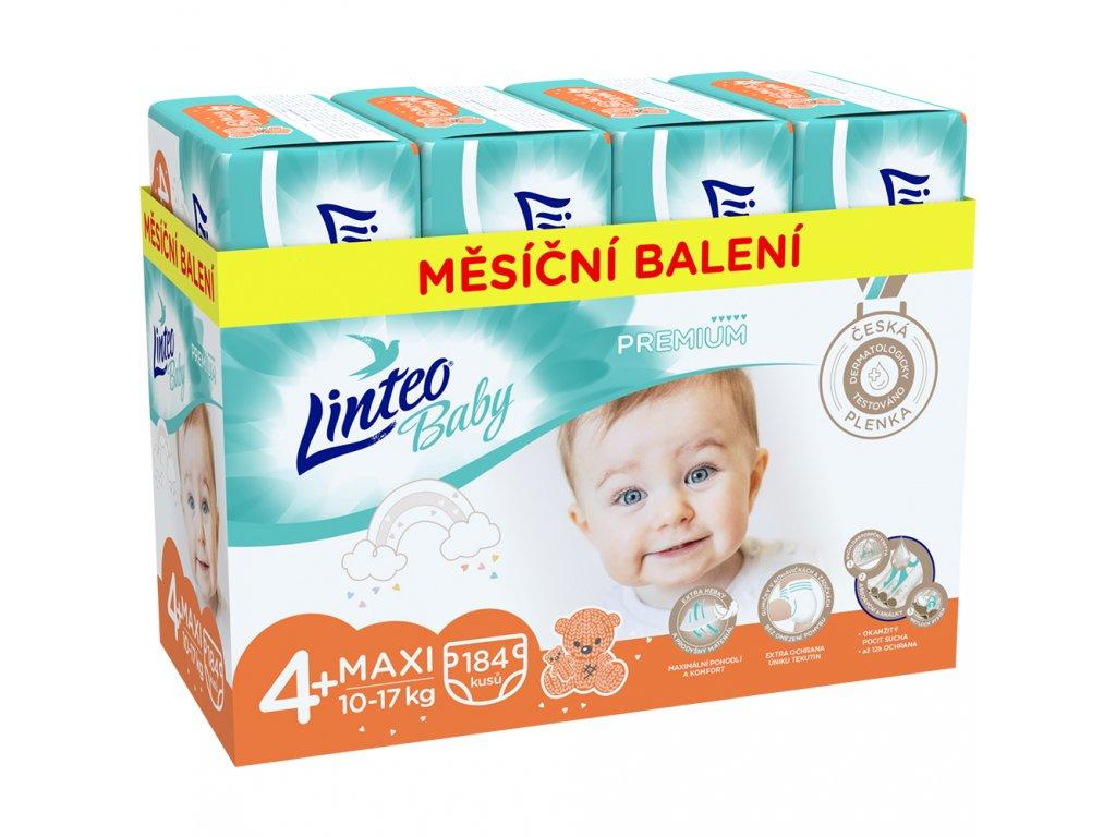 7023 Linteo Baby Pleny 4+ MAXI BOX perspective