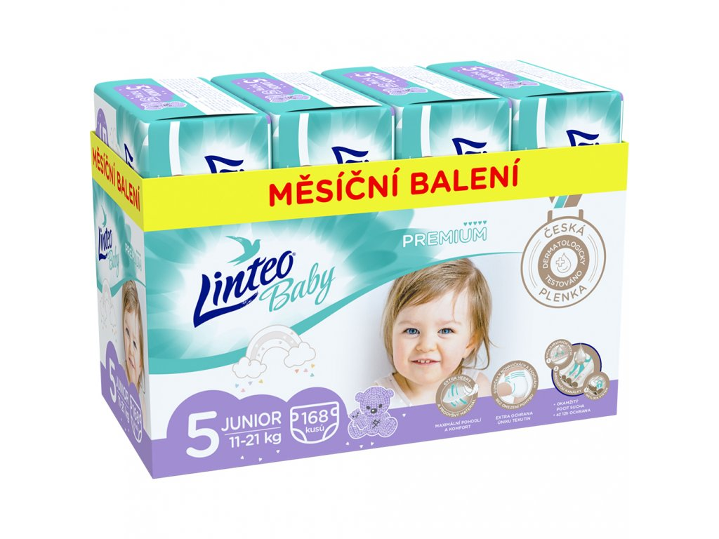 7024 Linteo Baby Pleny 5 JUNIOR BOX perspective