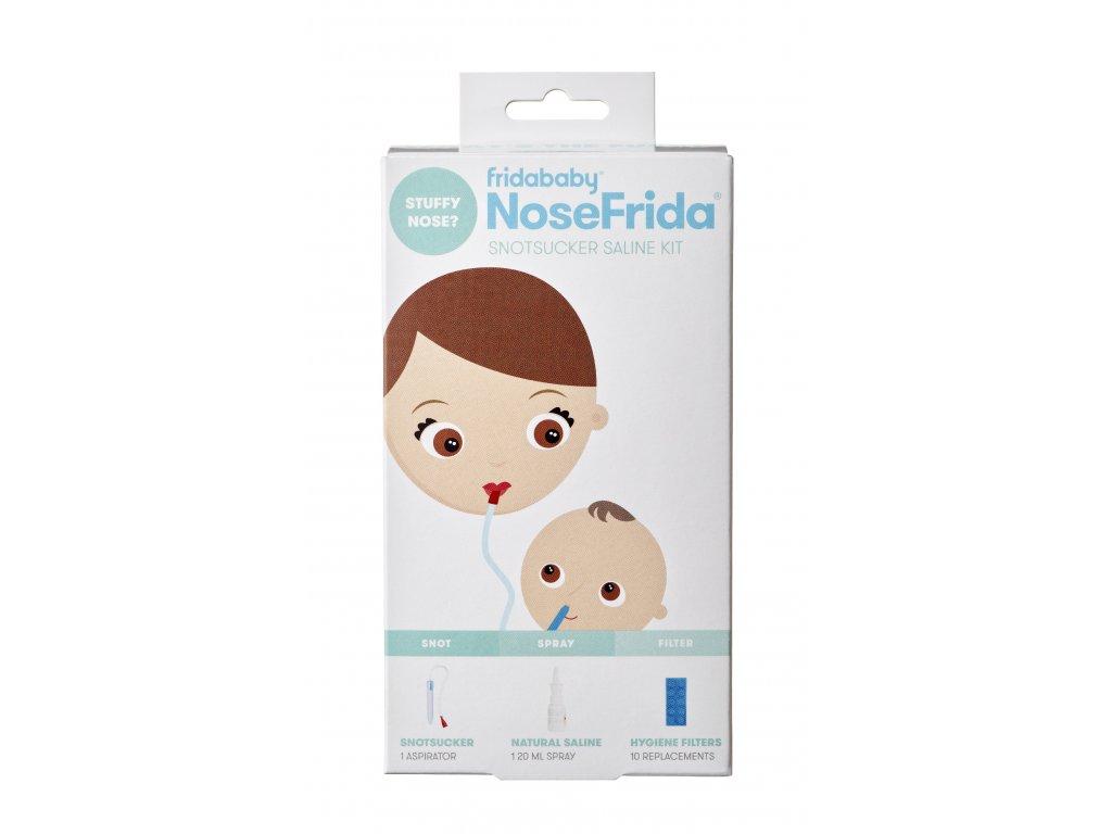 Fridababy NoseFrida sada 1