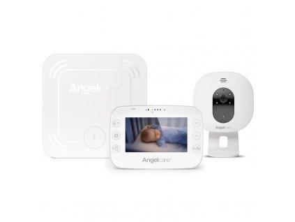 ANGELCARE AC327 Monitor pohybu dechu a elektronická video chůvička
