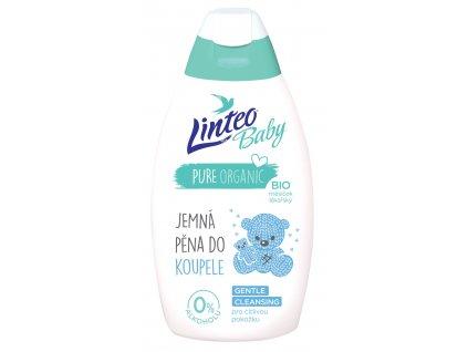 1065 jemná pěna do koupele LINTEO BABY 425ml N